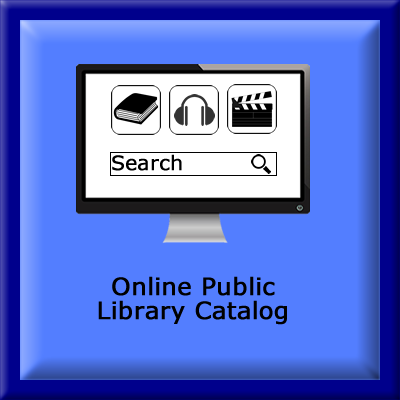 Search the Card Catalog button.